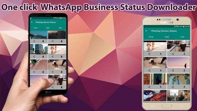 WA Business Status Saver (for Whatsapp Business) screenshot 1