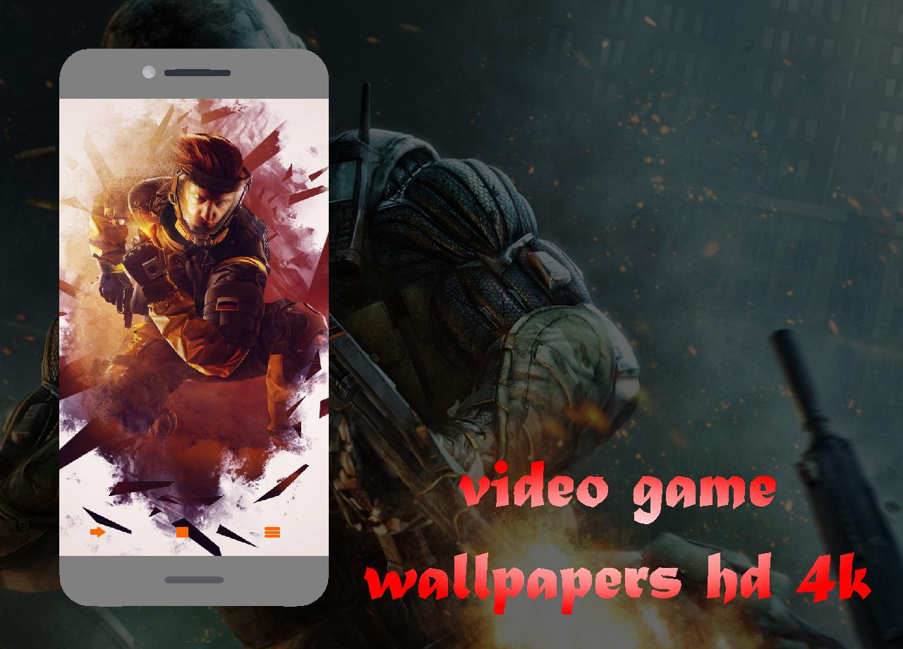 Video Game Wallpapers Hd 4k For Android Apk Download