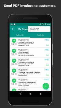 Tally GST Billing App, Invoice Maker, Bill Maker screenshot 4