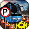 Icona Real Bus Parking Simulator 3D