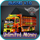 Mod Bussid Spesial Money icon