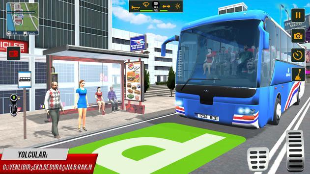 otobüs oyunları macerası: otobüs sürüş oyunları Ekran Görüntüsü 20