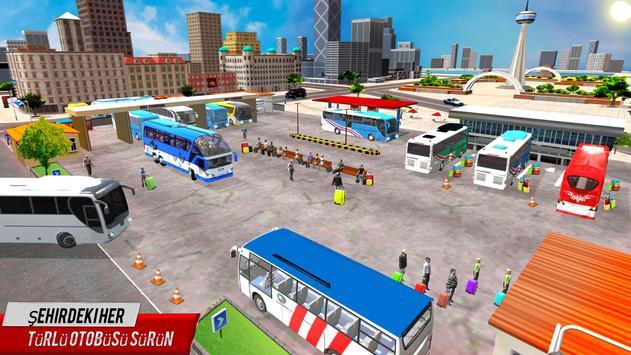 otobüs oyunları macerası: otobüs sürüş oyunları Ekran Görüntüsü 7