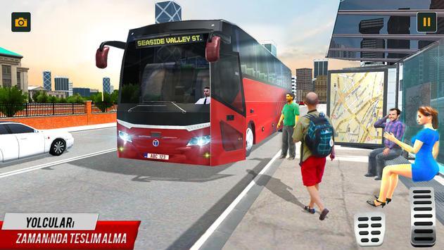 otobüs oyunları macerası: otobüs sürüş oyunları Ekran Görüntüsü 9