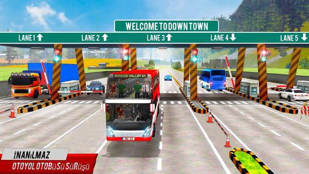 otobüs oyunları macerası: otobüs sürüş oyunları Ekran Görüntüsü 1