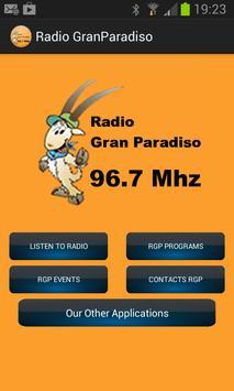 Radio GranParadiso poster