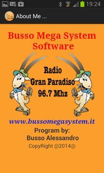 Radio GranParadiso screenshot 2