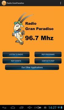 Radio GranParadiso screenshot 4