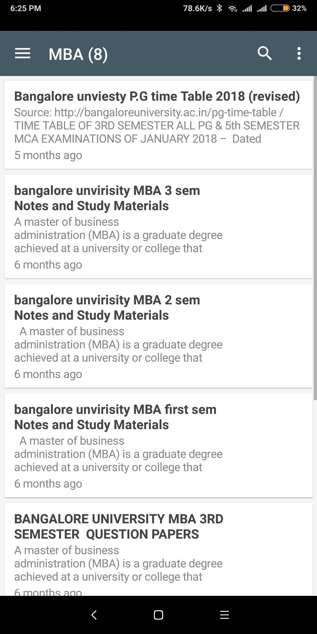 BUStudymate for Android - APK Download