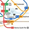 Singapore MRT &LRT Map (Offline) 아이콘