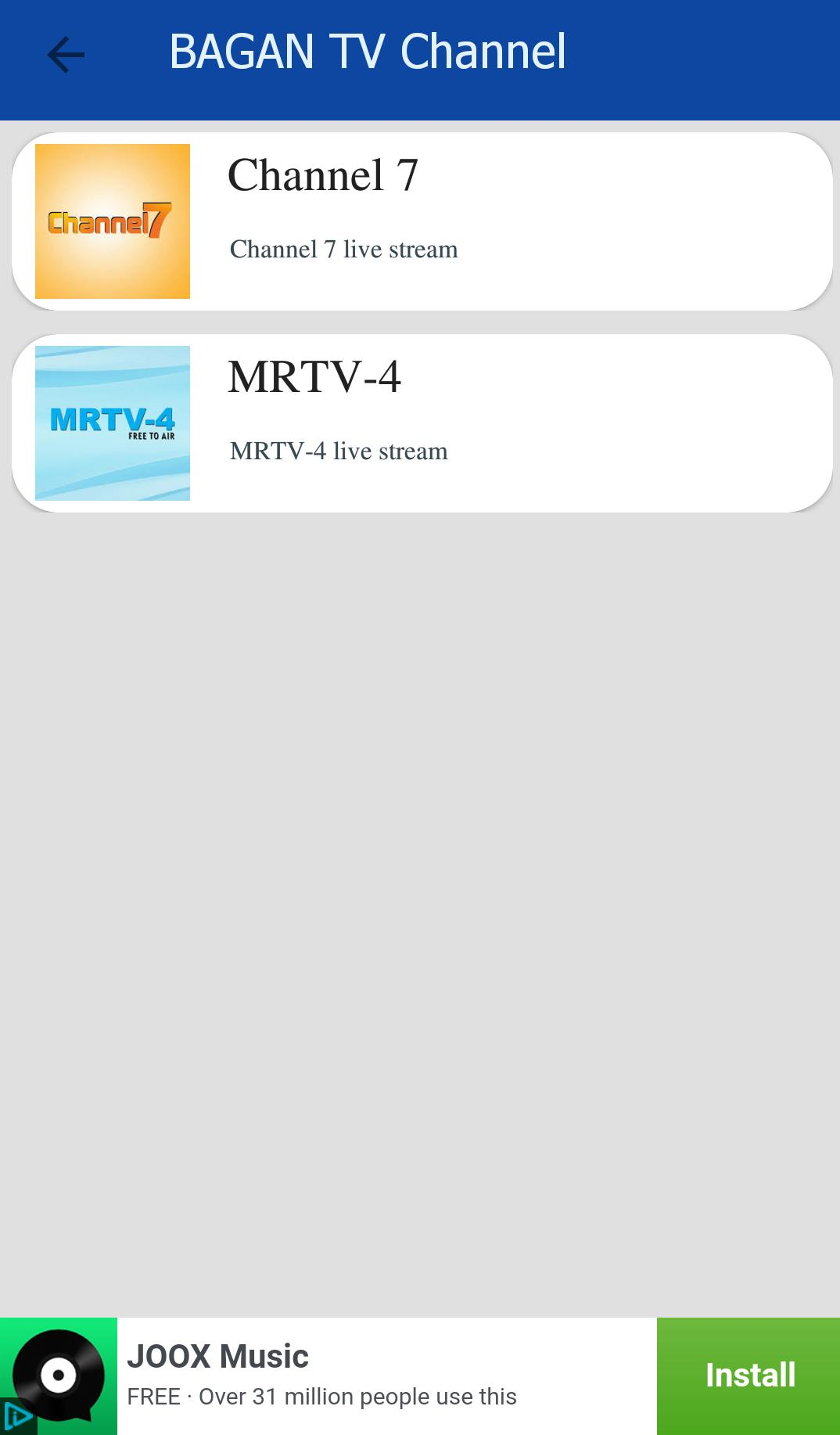 Myanmar TV & News for Android - APK Download