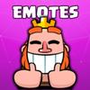 Emotes Simulator for Clash Royale icon