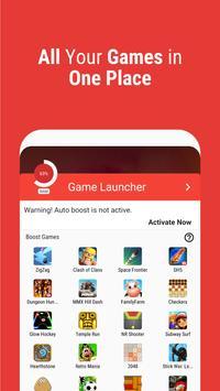 Game Booster capture d'écran 10