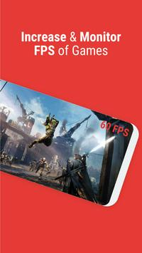 Game Booster capture d'écran 11