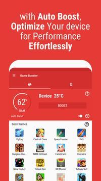 Game Booster capture d'écran 5