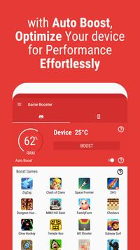 Game Booster capture d'écran 9