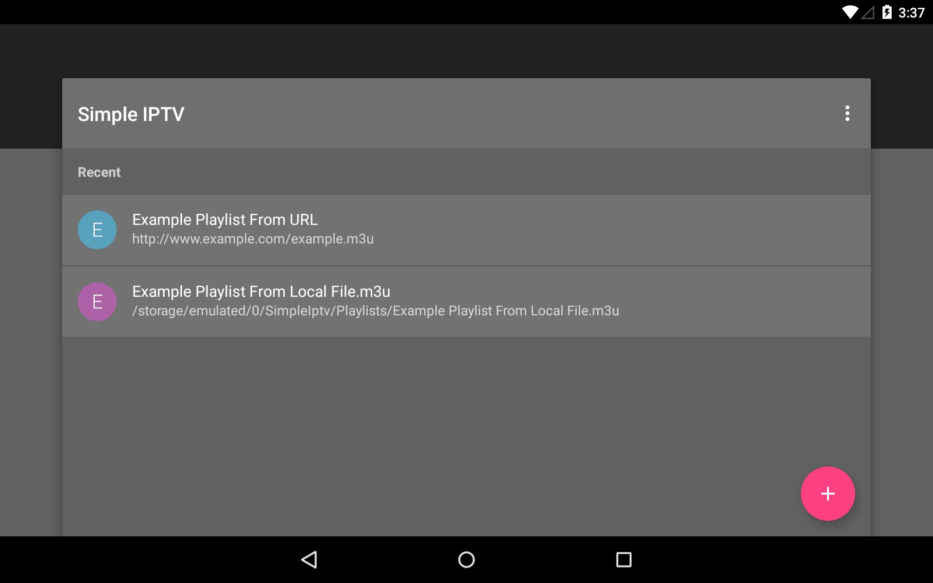 Simple IPTV for Android - APK Download