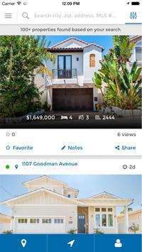 Burbank Home Finder screenshot 1