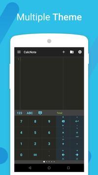 CalcNote ảnh chụp màn hình 3