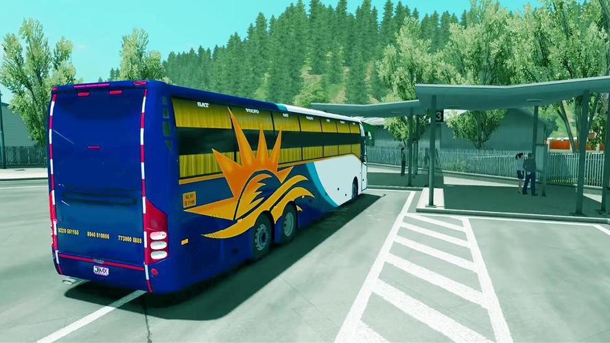 Bus Simulator Indonesia Fun Gameheavy Tourist Bus Apk 15