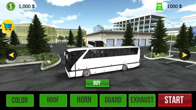 Otobüs Simulator Oyunu Ekran Görüntüsü 2