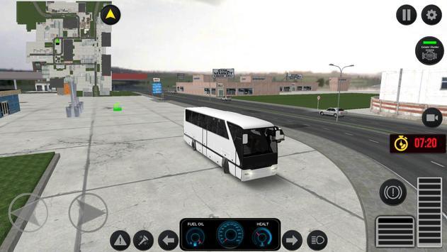 Otobüs Simulator Oyunu Ekran Görüntüsü 7