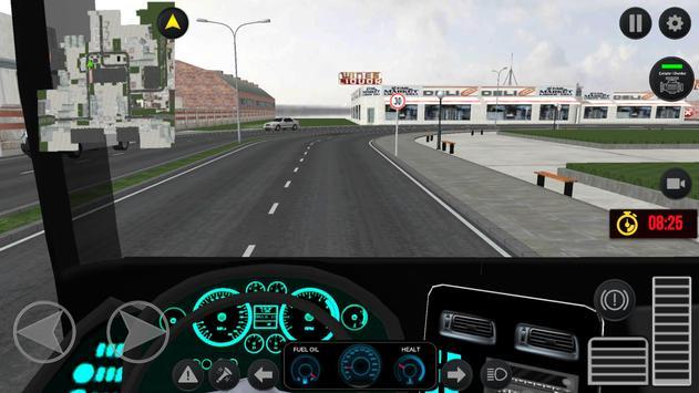 Otobüs Simulator Oyunu Ekran Görüntüsü 5