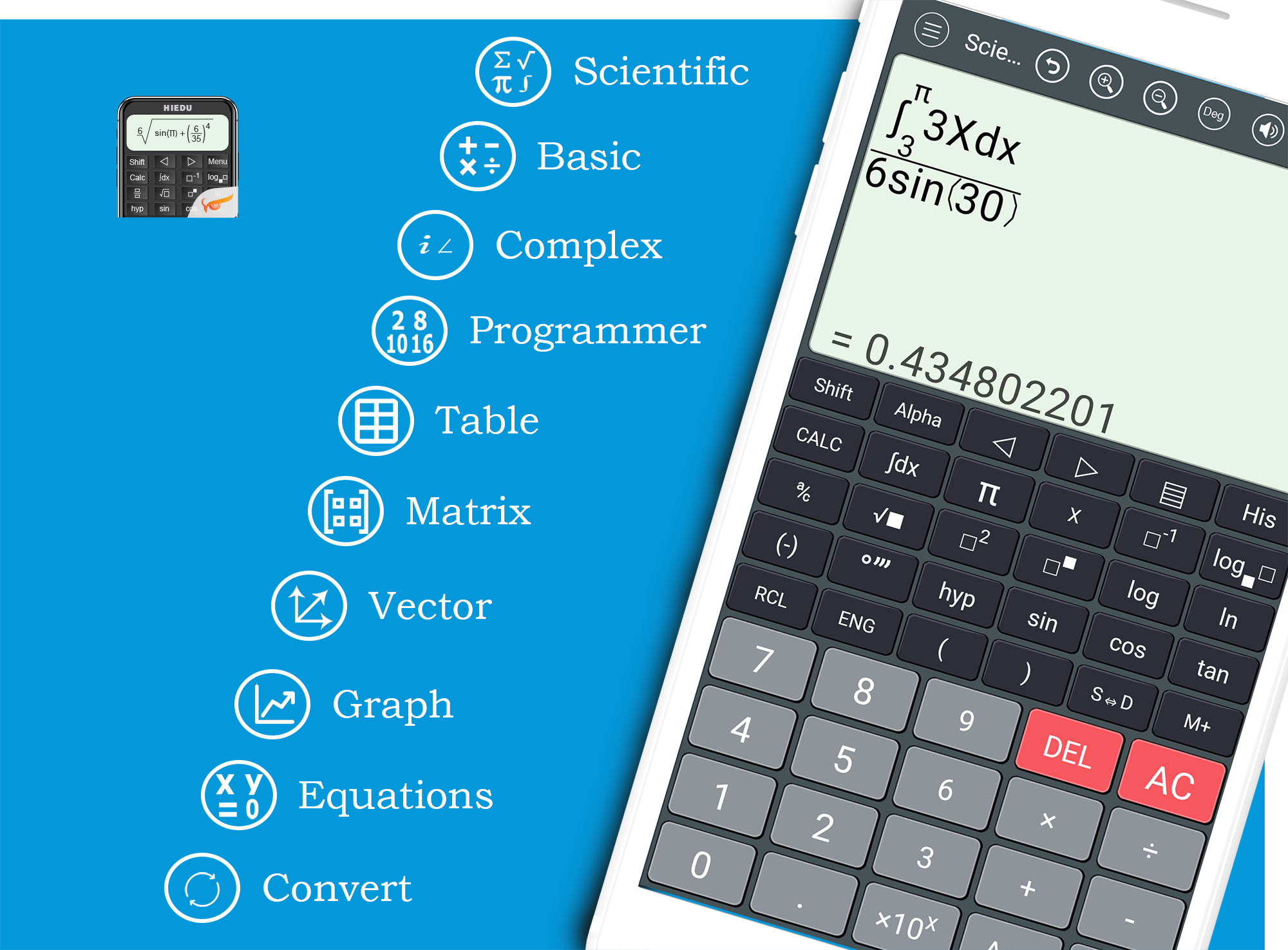 HiEdu Scientific Calculator : He-570 APK 4.0.8 Download for ... on game controller calculator, graphing calculator, orange calculator, pocket calculator, victor 1190 calculator, hand calculator, corvus calculator, solar calculator, desktop calculator, portable calculator, iphone calculator, scientific calculator, computer calculator, margin markup calculator, victor 1530-6 calculator, 80085 on a calculator, date and time calculator, google calculator, online calculator,