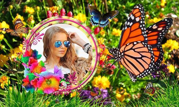 Butterfly Photo Frames HD screenshot 4