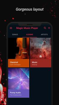 Magic: Equalizer Music Player screenshot 1
