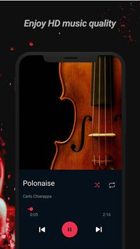 Magic: Equalizer Music Player screenshot 2