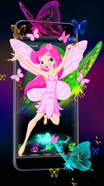 Pink Butterfly Wallpaper Hd For Android Apk Download