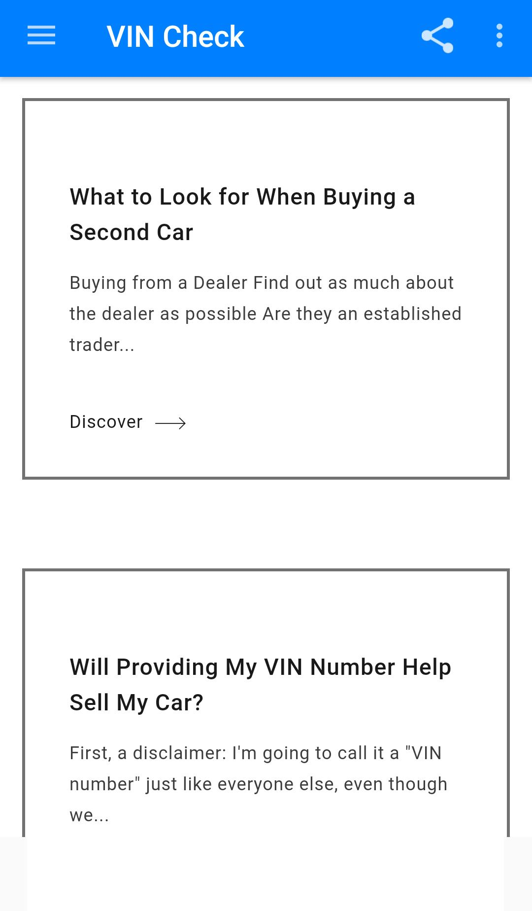 How To Check A Vin Number Free | Top New Car Release Date