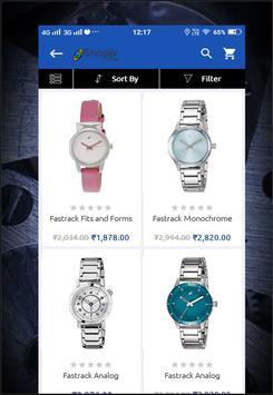 Shopershop Buy Watche Online Shopping App screenshot 2