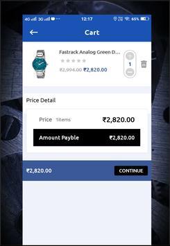 Shopershop Buy Watche Online Shopping App screenshot 4