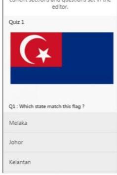 Malaysia Quiz screenshot 1