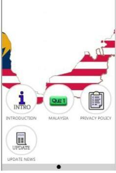 Malaysia Quiz screenshot 2