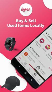 Legro - Buy & Sell Used Stuff Locally screenshot 12