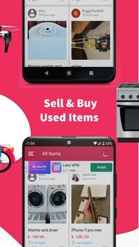 Legro - Buy & Sell Used Stuff Locally screenshot 2