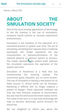 The Simulation Society App screenshot 3