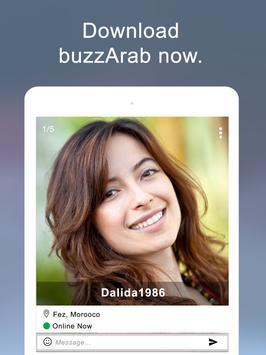 buzzArab - Single Arabs and Muslims screenshot 9