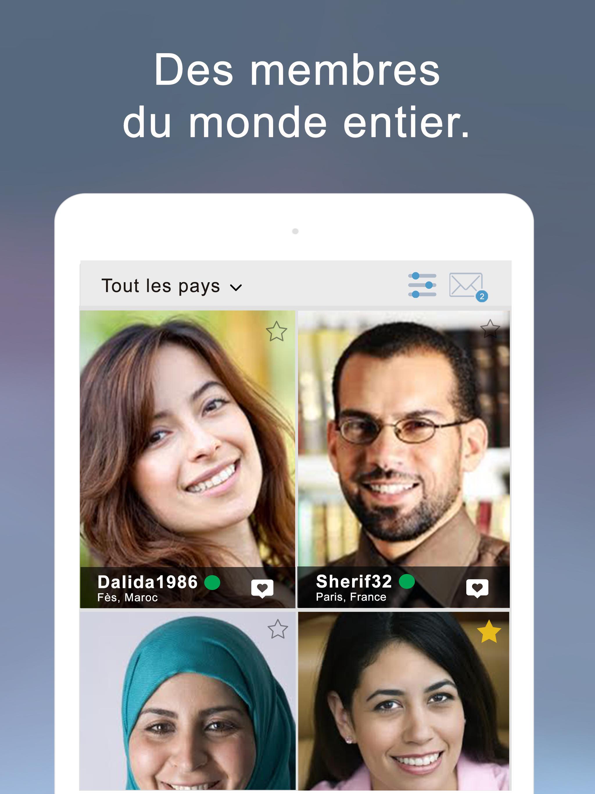 services gratuits de rencontres musulmanes Comment Troll un site de rencontre Internet