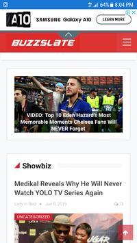 BuzzSlate screenshot 2