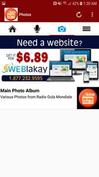 Radio Gola Mondiale screenshot 1