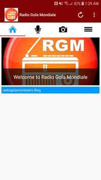 Radio Gola Mondiale screenshot 2
