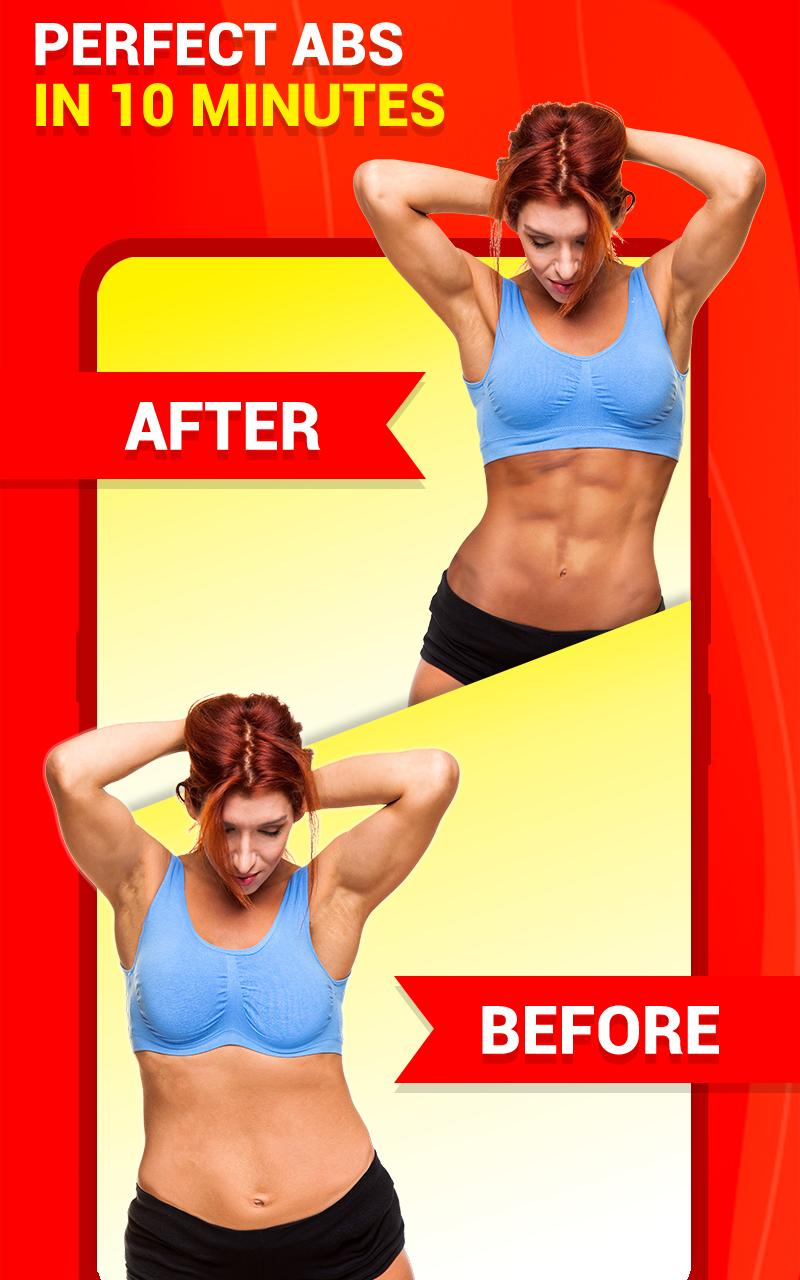 Six Pack Abs Workout 30 Day Fitness Home Workouts For Android Apk Download
