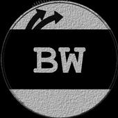 Bandwidth ruler icon