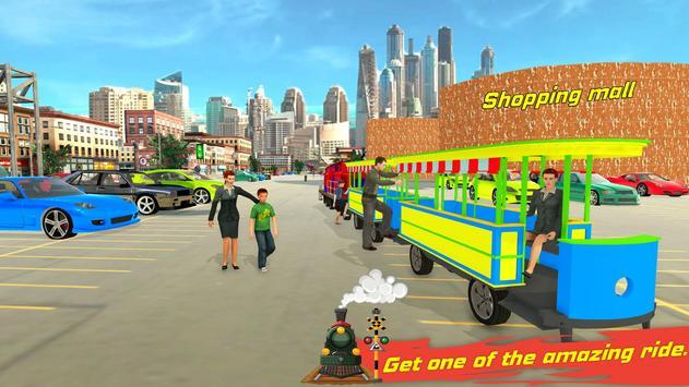 Shopping Mall Rush Train Simulator screenshot 15