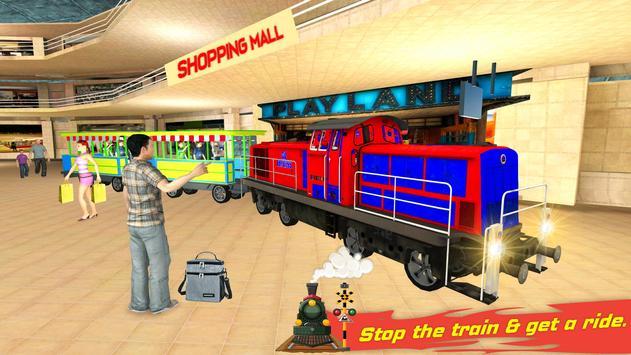 Shopping Mall Rush Train Simulator screenshot 16