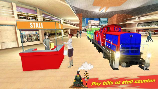 Shopping Mall Rush Train Simulator screenshot 3